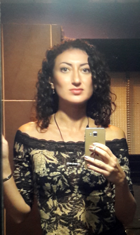 Viola - russian single girl, age 34, height 172 cm, photo 4