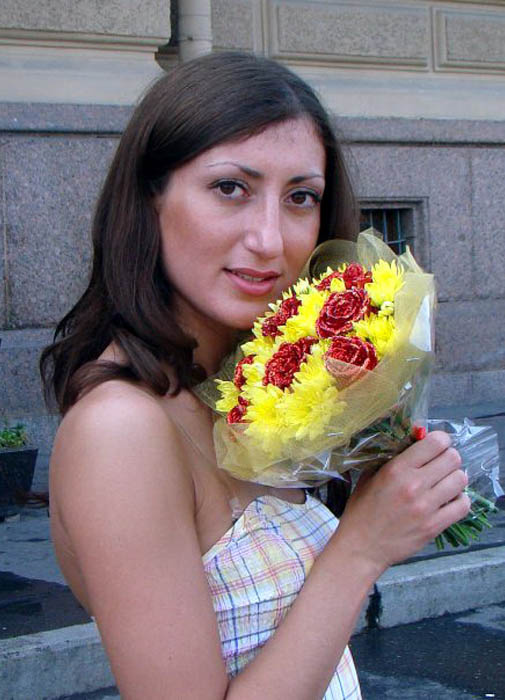 Viola - russian single girl, age 34, height 172 cm, photo 15