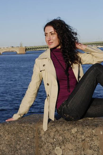 Viola - russian single girl, age 34, height 172 cm, photo 16