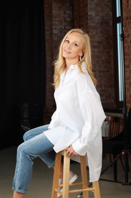 Natalia - russian single girl, age 53, height 170 cm, photo 3