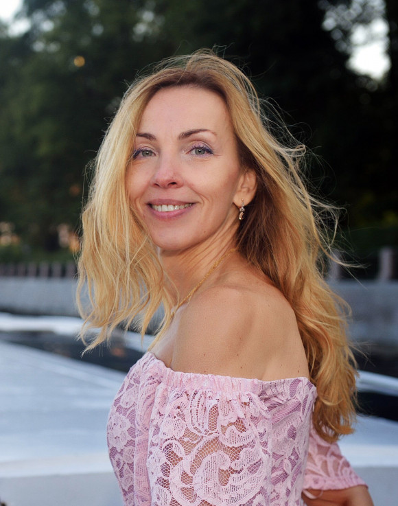 Natalia - russian single girl, age 53, height 170 cm, photo 2