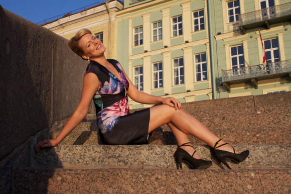 Zoya - russian single girl, age 36, height 178 cm, photo 7