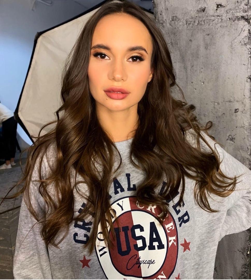 Model svetlana russian Sveta Bilyalova